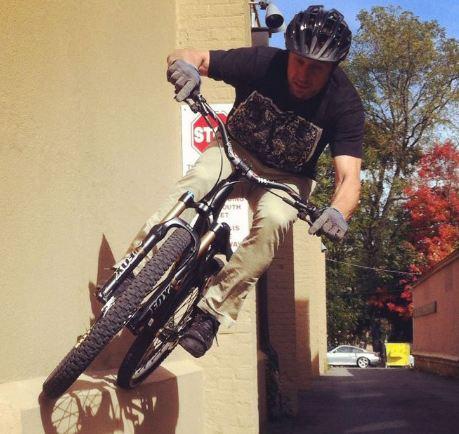 jeff lenosky giant bikes