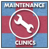 maintenance clinic