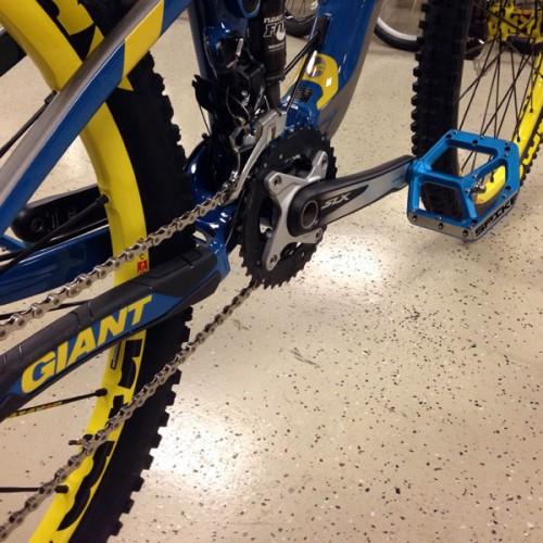 Spank Pedals